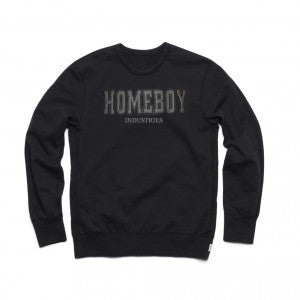Homeboy Collegian Crewneck
