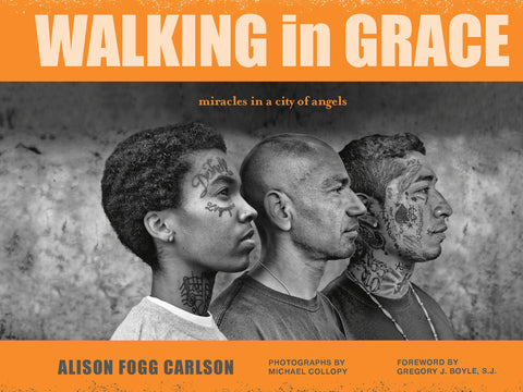 Walking in Grace miracles in a city of angels  (Hard Cover)