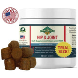 Pawstruck Natural Hip & Joint Supplement (TRIAL SIZE - 10 COUNT)