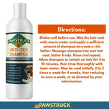 Pawstruck Anti-Itch Shampoo