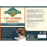 Pawstruck Ear Cleaning Advanced+