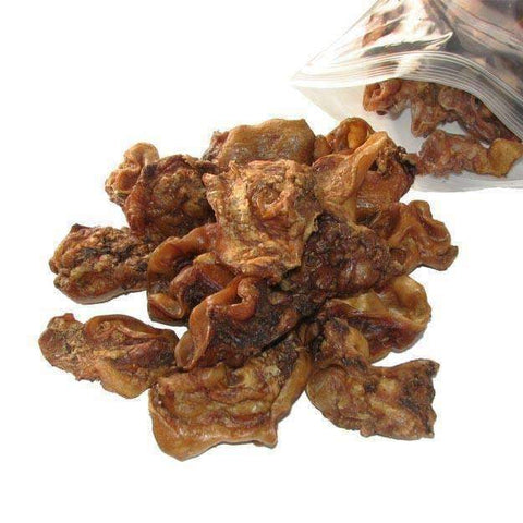 Pawstruck Sliced Pig Ears (1.5 lb Bag)