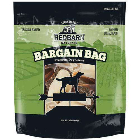 Redbarn 2lb Natural Bargain Bag