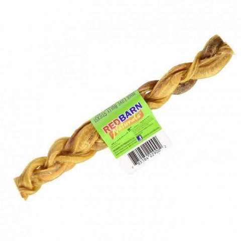 "Redbarn 9"" Braided Bully Sticks"