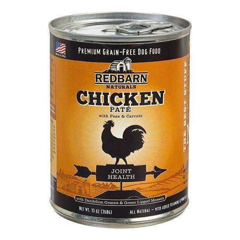 Redbarn Chicken Pate Canned Dog Food (Joint Formula)