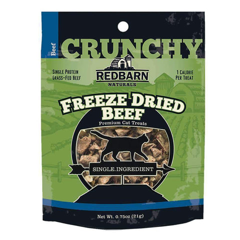Redbarn Freeze Dried Beef Cat Treats (.75 oz)