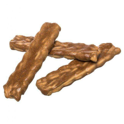 Redbarn Peanut Butter Mini Chew-A-Bulls Braid