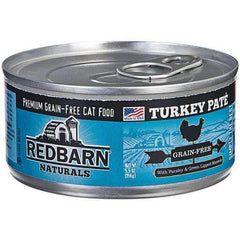 Redbarn Turkey Pate Canned Cat Food (5.5 oz)