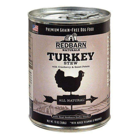 Redbarn Turkey Stew Canned Dog Food