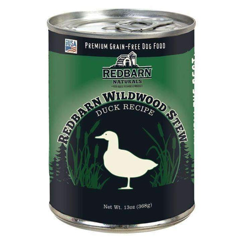 Redbarn Wildwood Duck Stew Skin & Coat Formula Dog Food