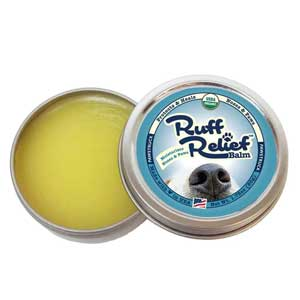 Ruff Relief Moisturizing Nose & Paw Balm