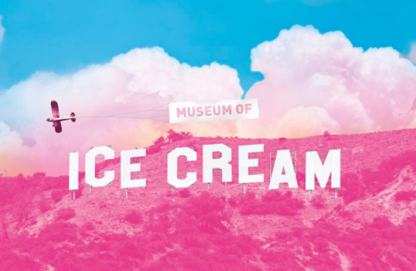 The Museum of Ice Cream Opens in LA This Weekend... and They've Got Moozies!