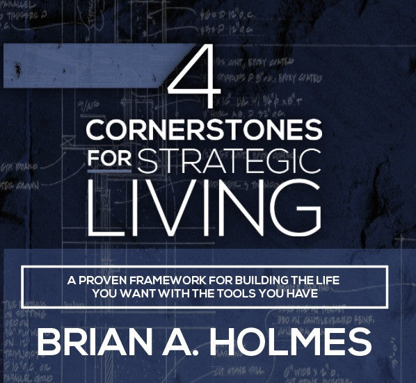 4 Cornerstones for Strategic Living Audio Program