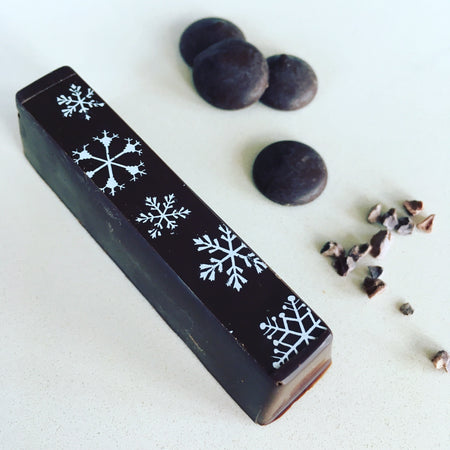 Gingerbread Latte Chocolate Stick