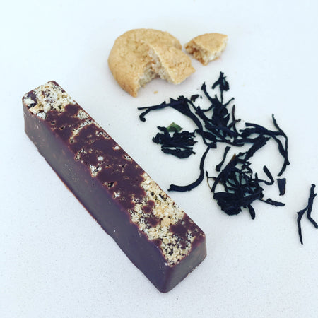 Orange & Lavender Chocolate Stick