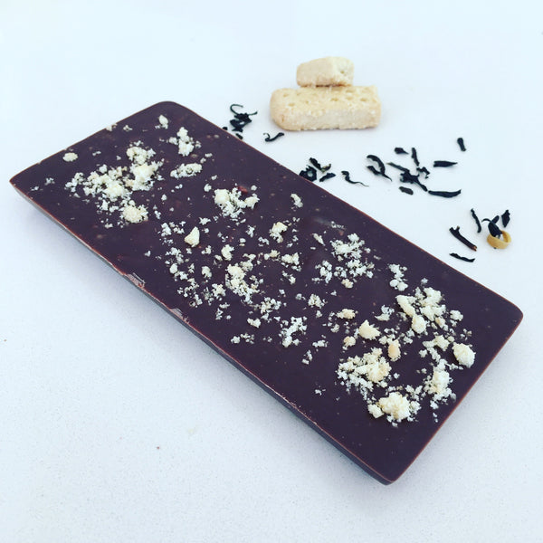 Orange & Shortbread Chocolate Bar