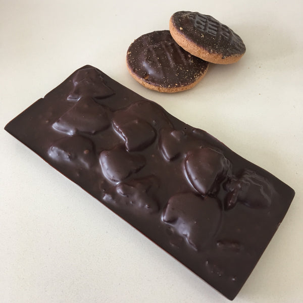 Jaffa Dark Chocolate Bar