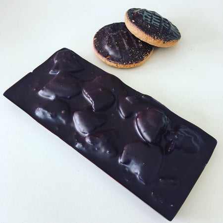 Rocky Forest Chocolate Bar
