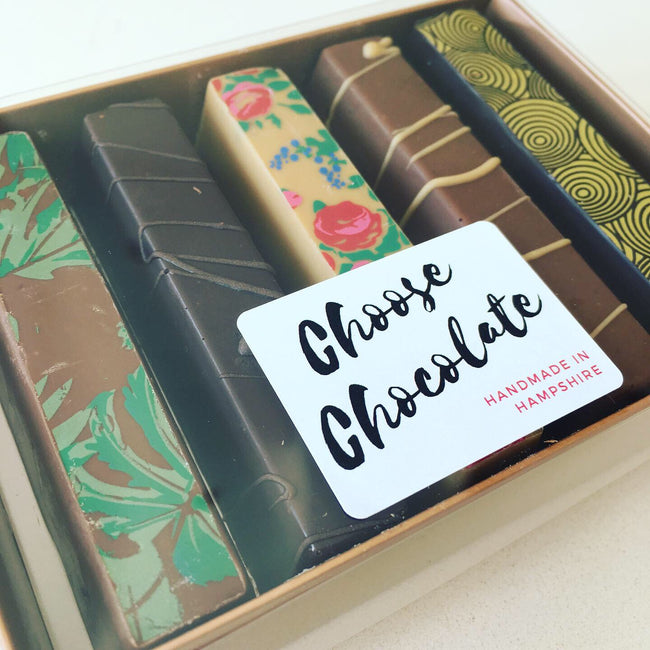 Boxed Chocolate Sticks