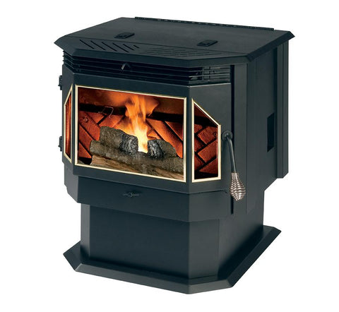 55-TRPEP - PELLET BURNING STOVE - 2,000 sq. ft. (RECONDITIONED)