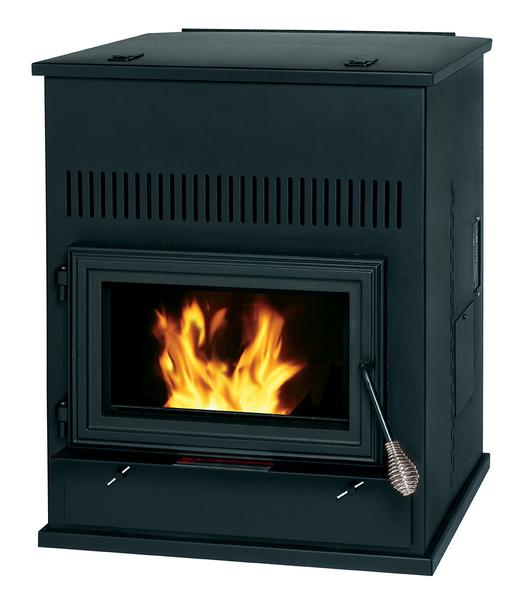 55-TRPAH - PELLET BURNING STOVE  - 2,000 sq. ft. (Factory-refurbished)