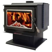 50-TRW08 - EPA Certified Non-Catalytic Wood Stove - 2,400 sq. ft-(Fac 2nd)