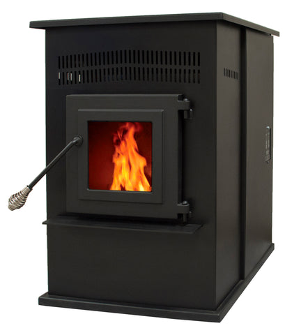 55-TRCBPAH - PELLET BURNING STOVE  - 2,200 sq. ft. (Factory 2nd)