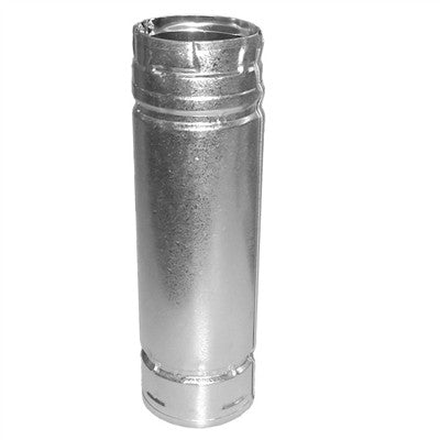 "DuraVent PelletVent 1' Section of 3"" Pellet Pipe-Part Number: AC-3012"