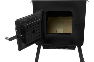 Brick kit for 12-CSS camp stove