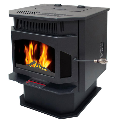 55-TRCBEP - PELLET BURNING STOVE  - 2,000 sq. ft. (Factory 2nd)