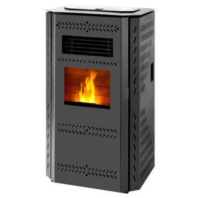 55-TRPIPS - PELLET BURNING STOVE  - 2,200 sq. ft.- (new)