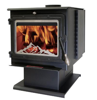 50-TRW03 - EPA Certified Wood Stove- 2000 SQ FT heat. (F2)