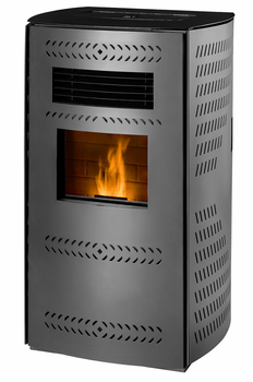 55-TRPIP - PELLET BURNING STOVE  - 2,200 sq. ft.- (new)