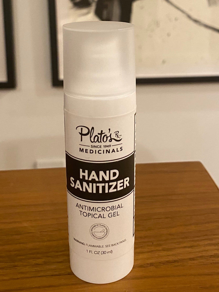 Plato's Medicinals Hand Sanitizer - Kare MD Skin Health