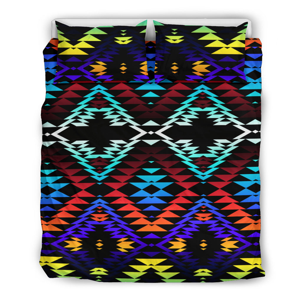 Taos Morning and Midnight Bedding Set