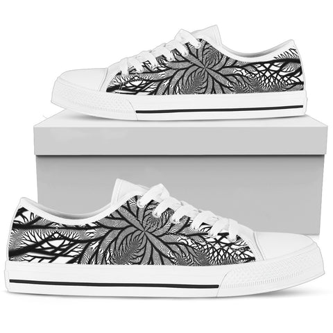 Woman's Low Top Shoe - Wild One