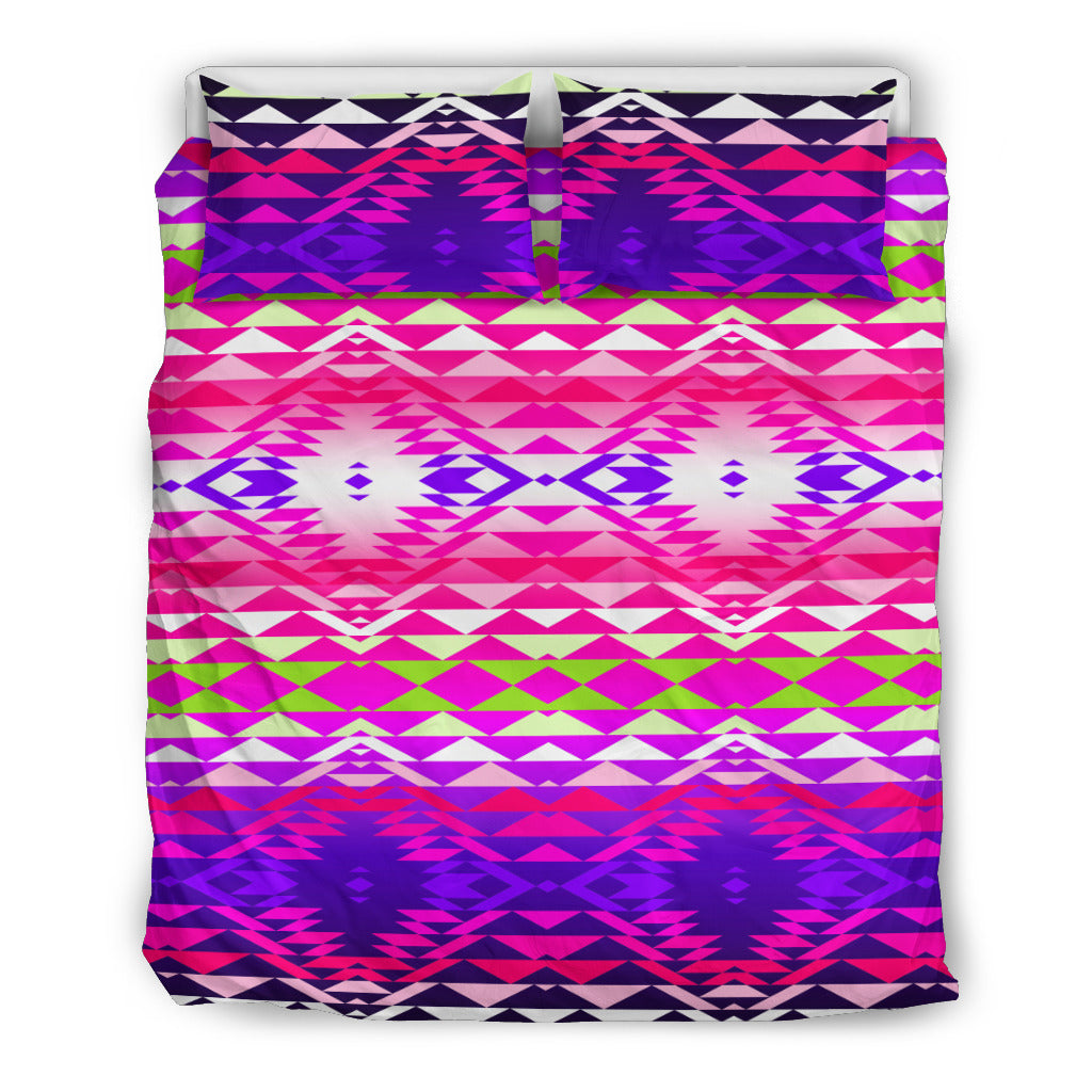 Taos Powwow 270 Bedding Set