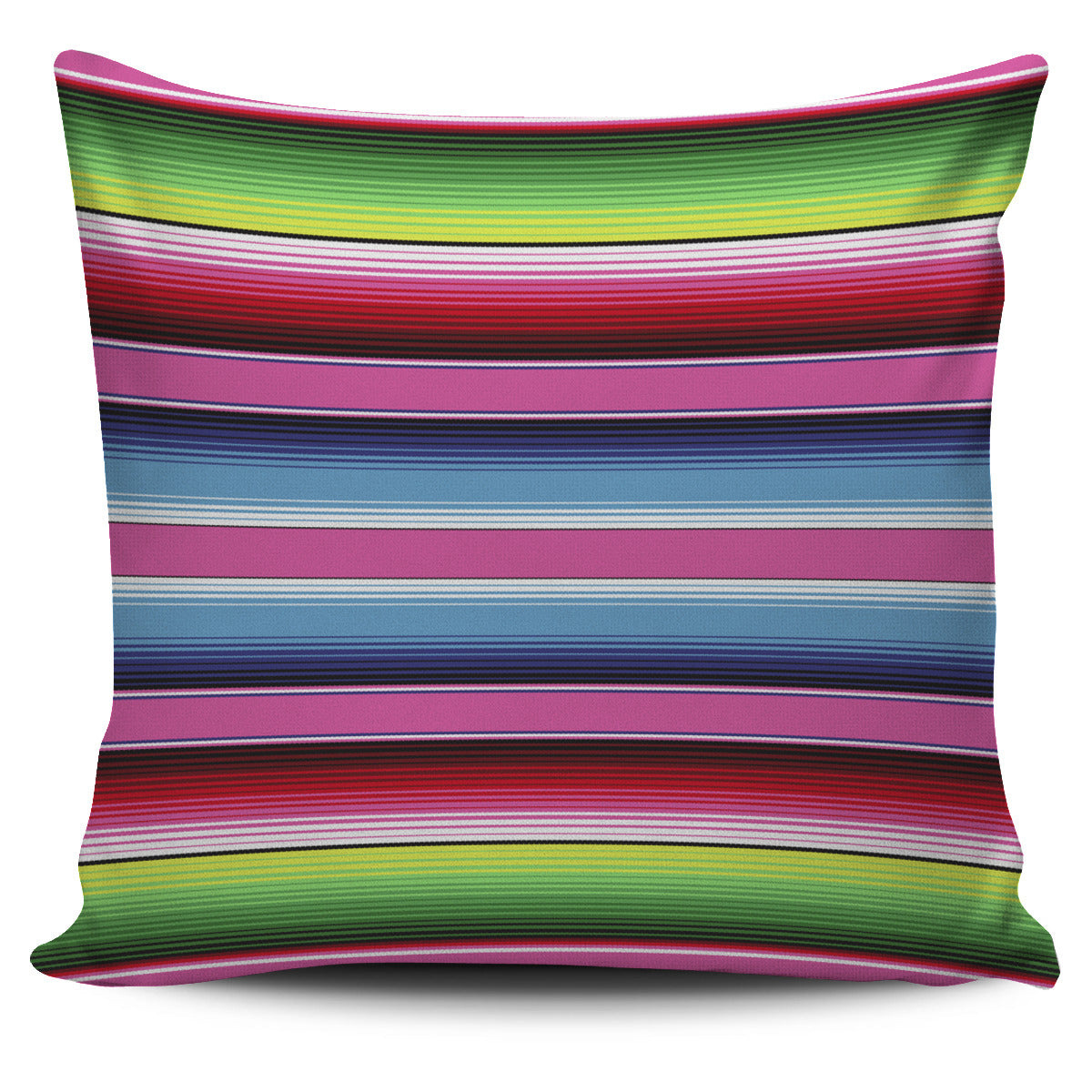 Mexican Stripe Pillow Cover