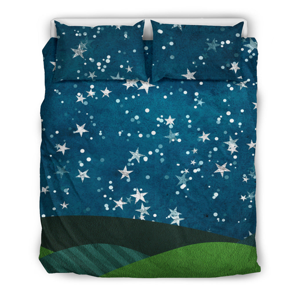 Fantasy Night Sky D6 Bedding Set