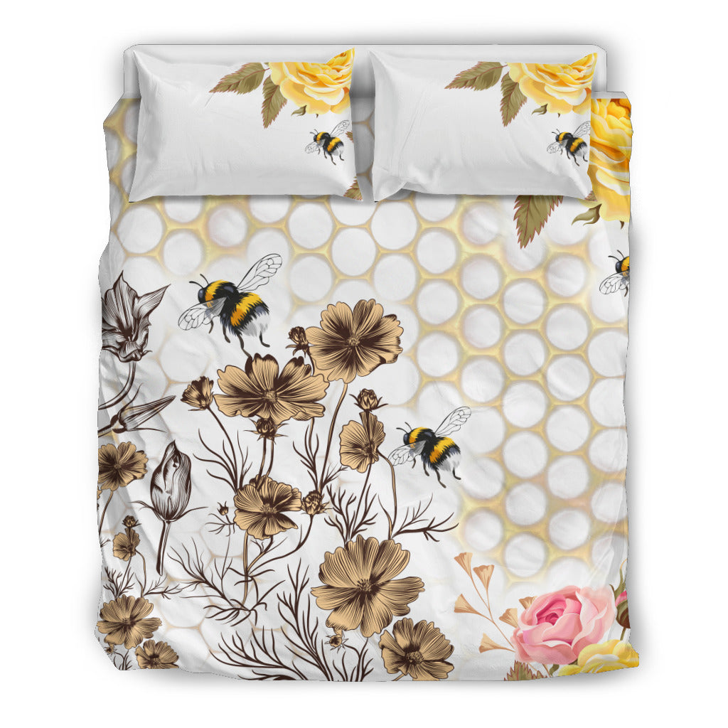 Beekeeping Bedding Set