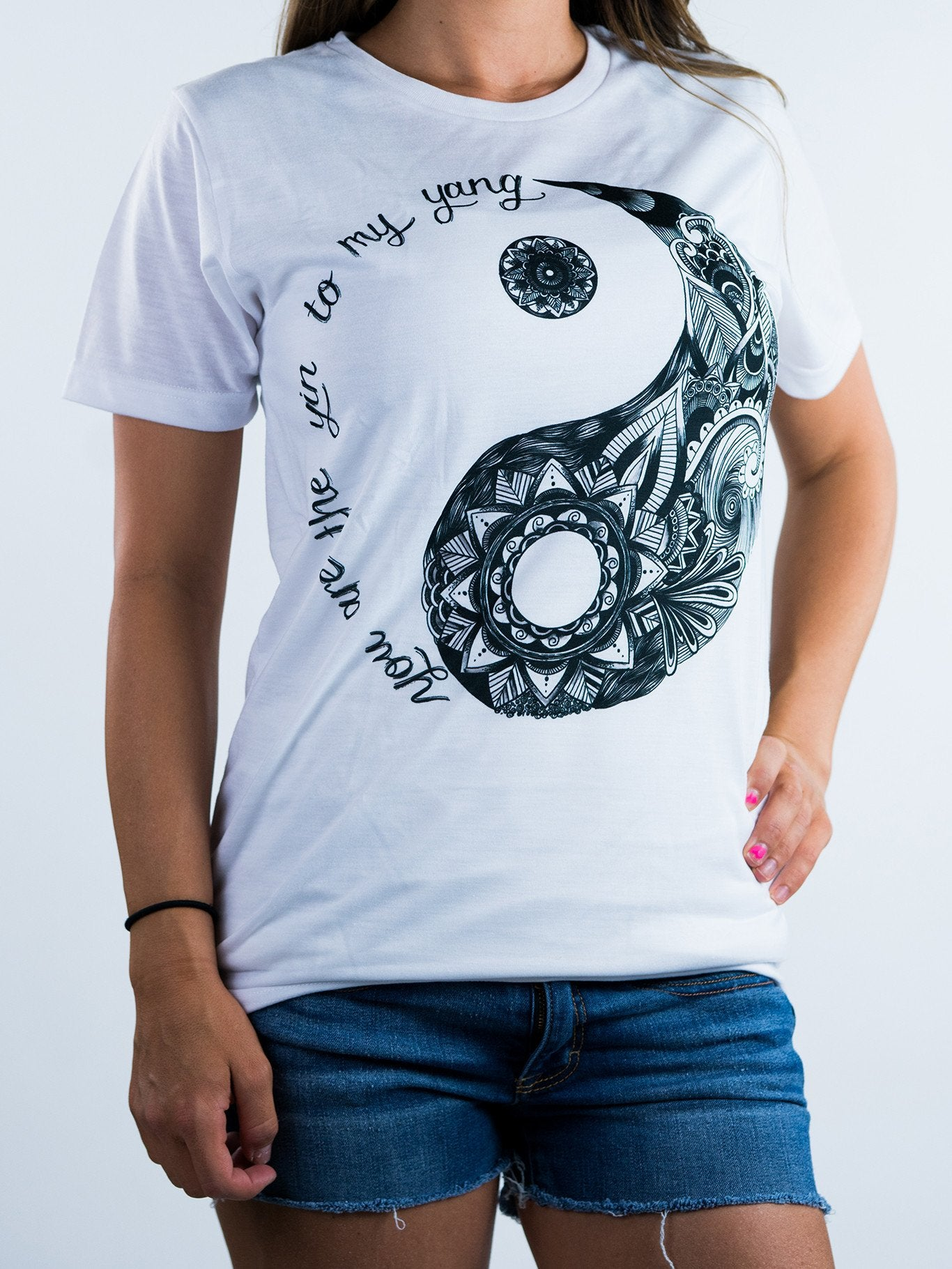 Yin to My Yang Tee - Positive Vibes Clothing