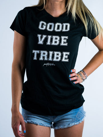 Good Vibe Tribe Tee - Positive Vibes Clothing