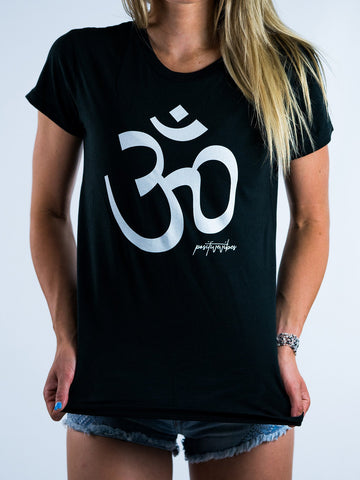Om Tee - Positive Vibes Clothing