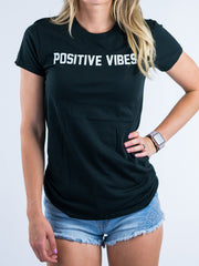 Positive Vibes Tee - Positive Vibes Clothing