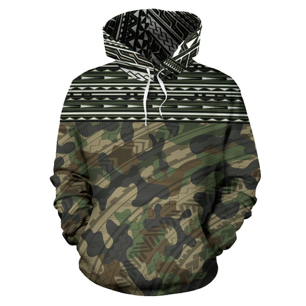 Poly Army Hoodie