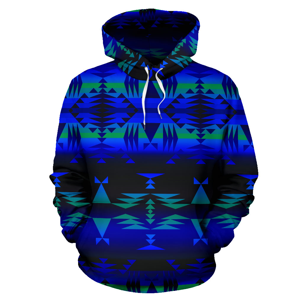 Between the Blue Ridge Mountains Sokapi Hoodie