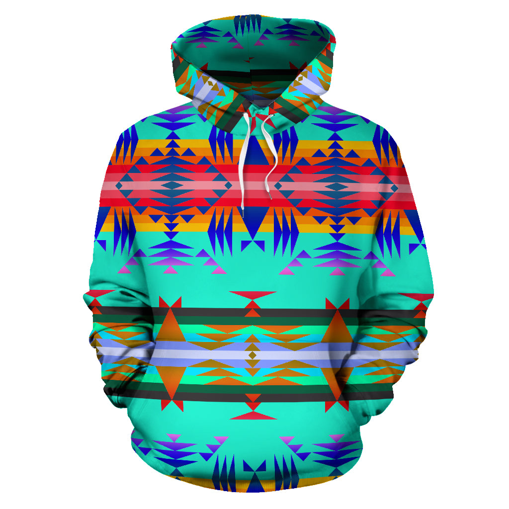 Between the Mountains Spring Sokapi Hoodie
