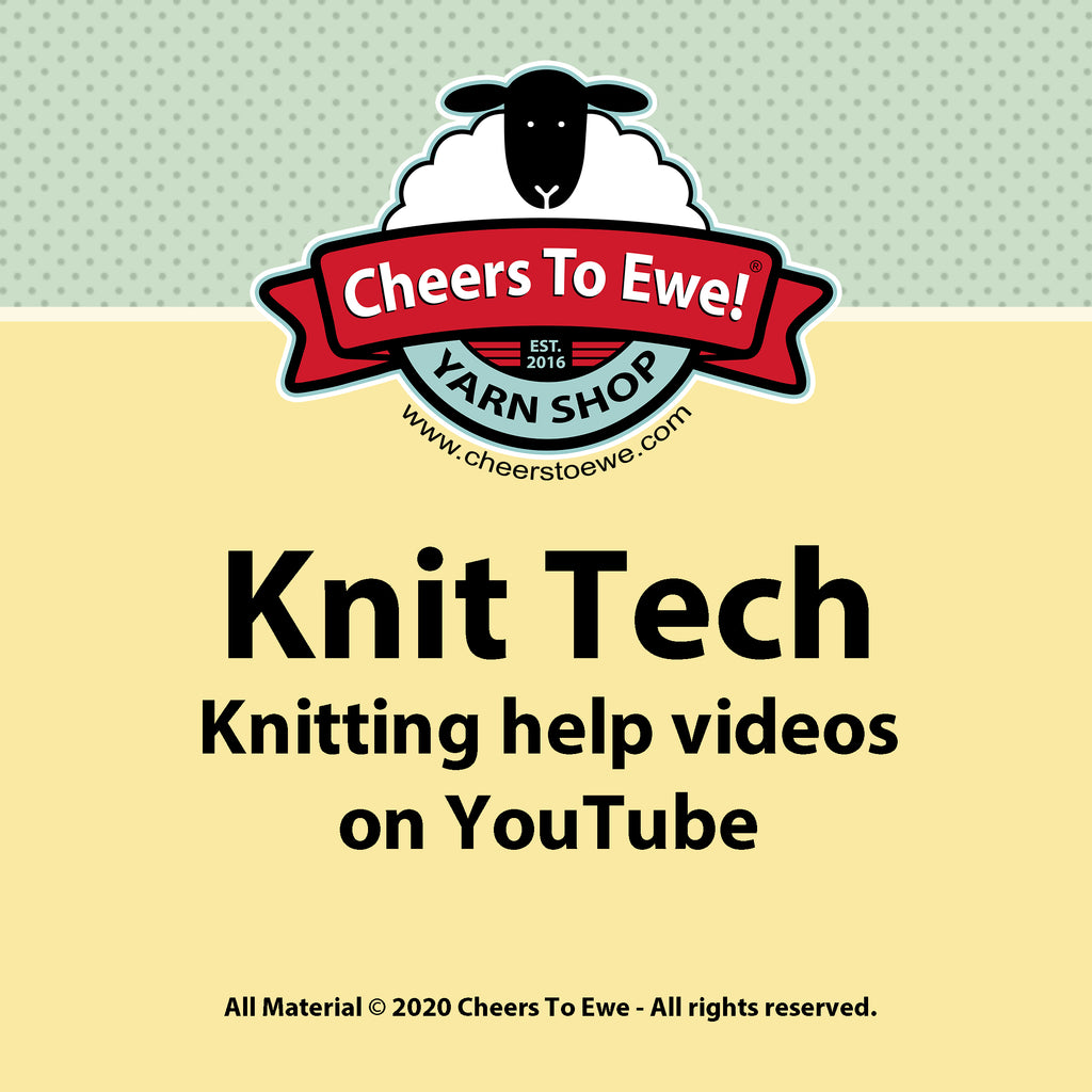 Knitting Tutorial Videos