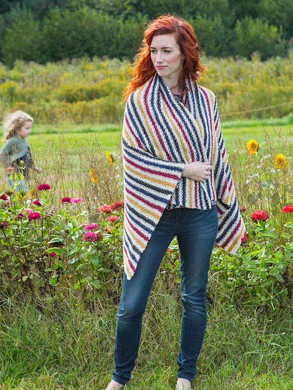 Zinnia Knitting Pattern-Berroco-Cheers To Ewe!