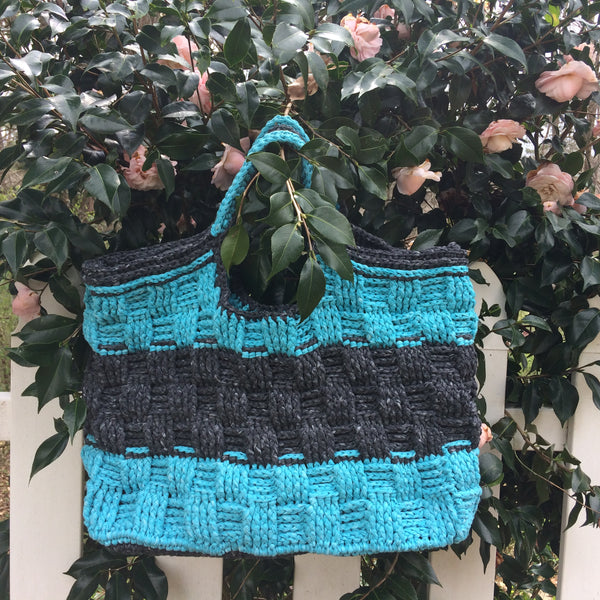 Beach Tote Crochet Class - Three Sessions - May 19, 26, and June 2